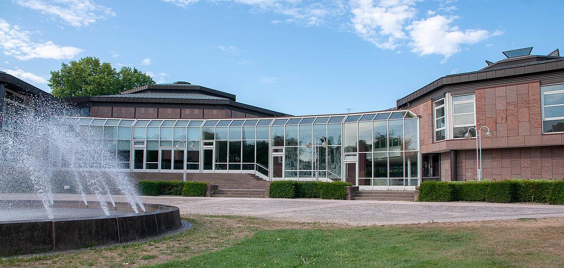 Badener Halle, Rastatt, Installation von Sanitär- und Heizungsanlage, Knopf Haustechnik