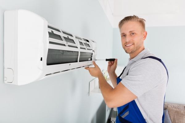 Klimaanlage, Klimagerät, Klimatechnik, Knopf Haustechnik, Bühlertal